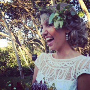Suzanne Riley Noosa Celebrant at Sinead and Adams wedding Hidden Grove 001