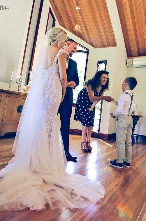 Suzanne Riley Marriage Celebrant at Annabella the Wedding Chapel