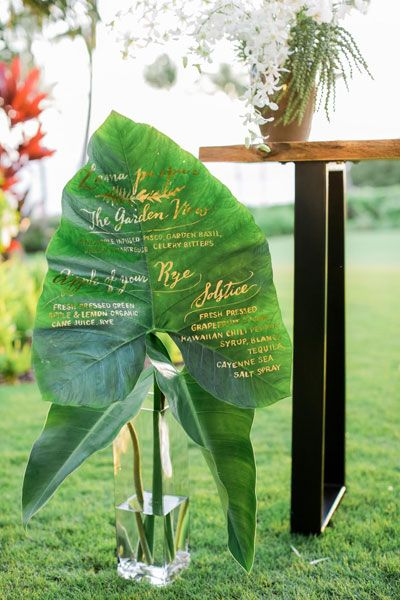 greenery for wedding